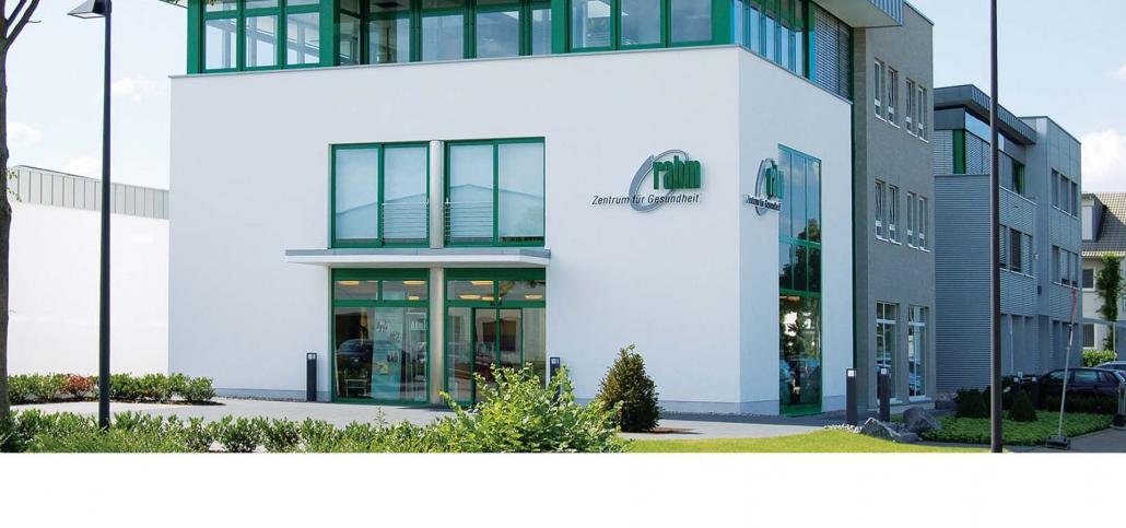 Zentrale rahm Zentrum für Gesundheit in Troisdorf