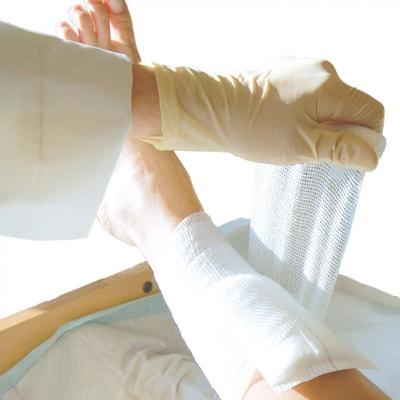 Sanitätshaus rahm kostenloses Pflegepaket beantragen Wundversorgung