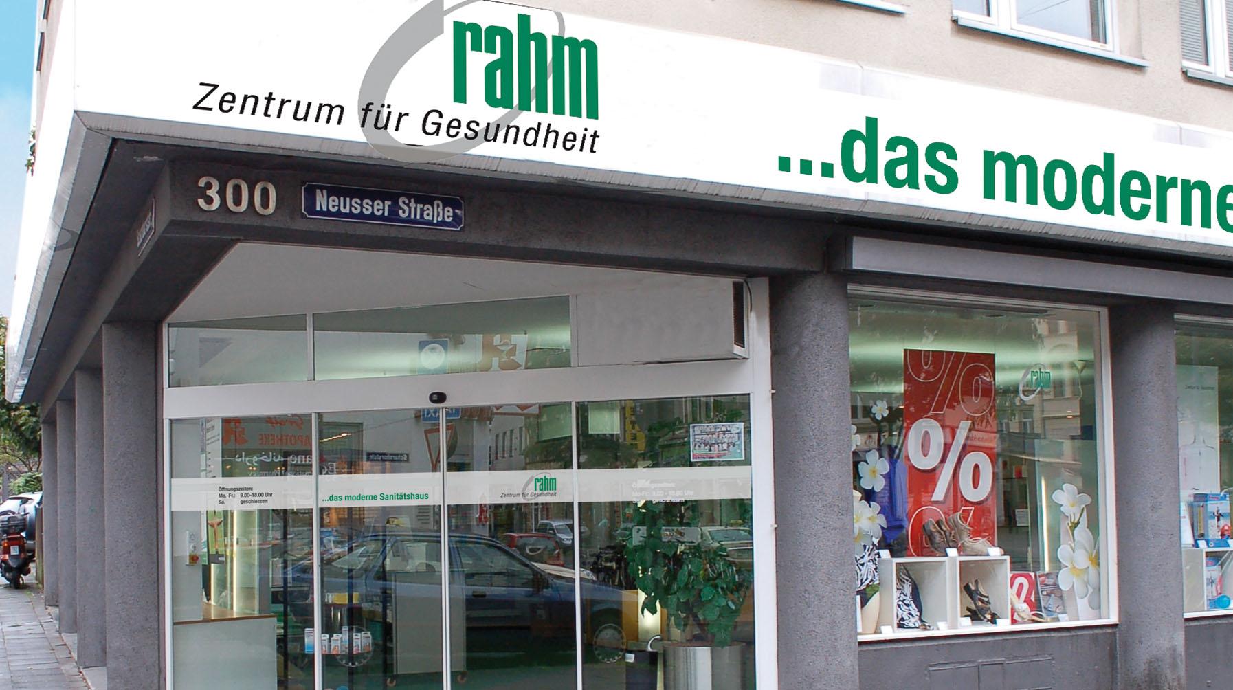 Sanitätshaus Köln Nippes
