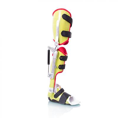 Oberschenkel-Gehorthese bei Spina Bifida von rahm Zentrum für Gesundheit