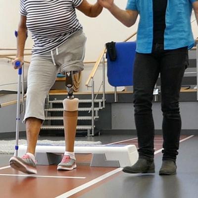 Hüftprothesen vom Orthopaedietechniker rahm Zentrum fuer Gesundheit