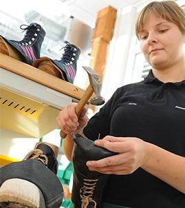 Orthopaedieschuhtechniker bei rahm Zentrum fuer Gesundheit in Troisdorf, Koeln und Bonn