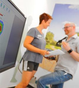 Job als Physiotherapeut, Laufganganalyst, Gehschultrainer im Sanitaetshaus
