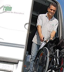 Servicefahrer, Fahrer, Auslieferungsfahrer gesucht in Köln, Bonn, Troisdorf und Umgebung