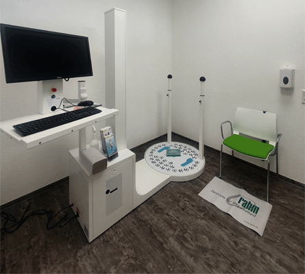Sanitätshaus Solingen - rahm Bodytronic 610