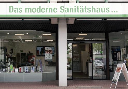 Ihr Saniätshaus in Solingen - rahm Zentrum für Gesundheit GmbH