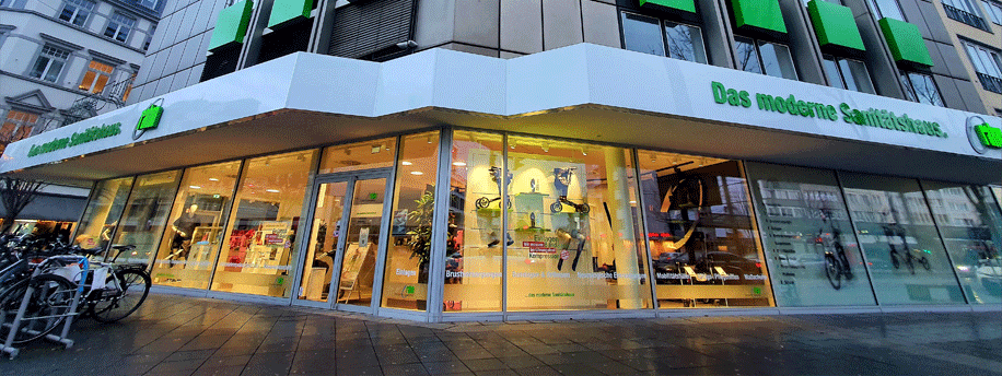 rahm Flagship Store Bonn Sanitätshaus Bonn Innenstadt