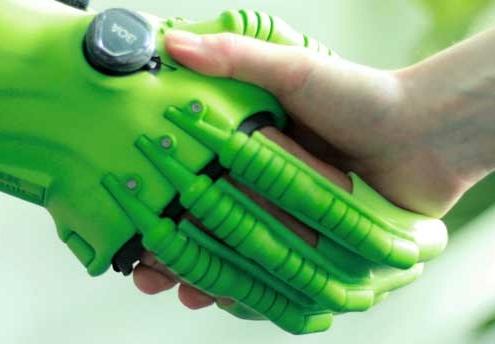 exomotion hand one - Versorgung