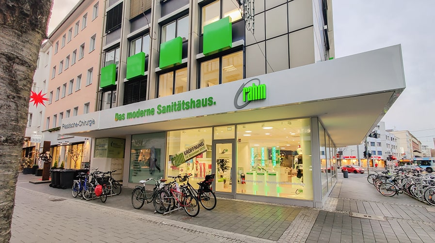 Sanitätshaus Bonn Innenstadt