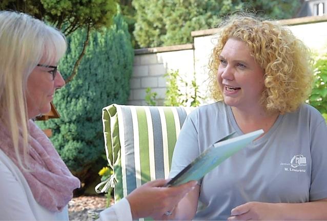 rahm Beratung im Pflegefall