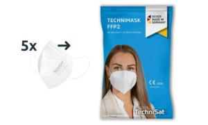 TECHNIMASK FFP2-Masken von TechniSat