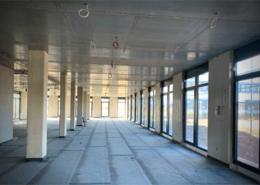 Unser Sanitätshaus Euskirchen - noch im Rohbau